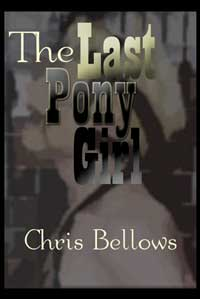 cover design for the book entitled The Last Pony Girl