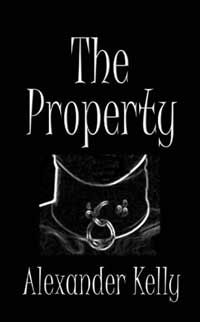 cover design for the book entitled The Property