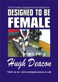 cover design for the book entitled Designed To Be Female Book Two