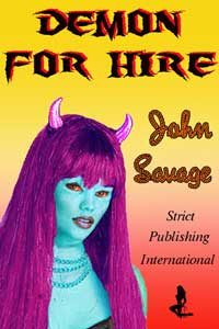 Demon For Hire by John Savage