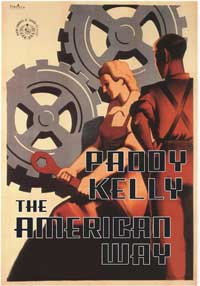 The American Way by Paddy Kelly