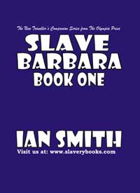cover design for the book entitled Slave Barbara