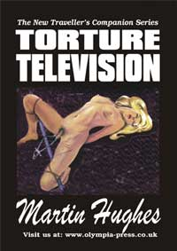 cover design for the book entitled Torture Television