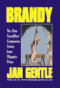 cover design for the book entitled Brandy