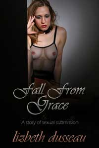 cover design for the book entitled Fall From Grace