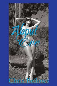 cover design for the book entitled About Eve