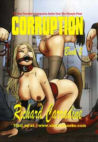 Corruption Book Two by Richard Carradine