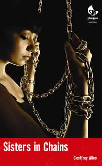 cover design for the book entitled Sisters In Chains - Africanus 4