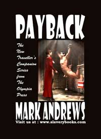 cover design for the book entitled Payback