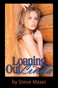 cover design for the book entitled Loaning Out Linda
