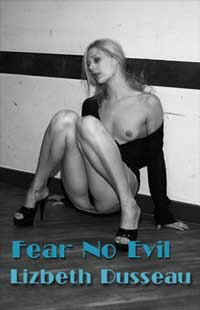 cover design for the book entitled Fear No Evil