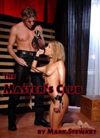 cover design for the book entitled The Master