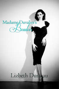 cover design for the book entitled Madame Duvalier