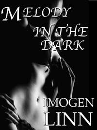 cover design for the book entitled Melody In The Dark (melody 3)