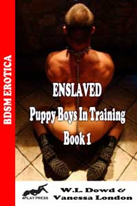 Enslaved - Puppy Boys In Training