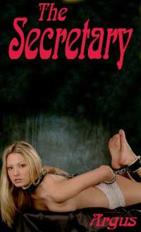 cover design for the book entitled The Secretary