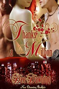 cover design for the book entitled Thanks A Million