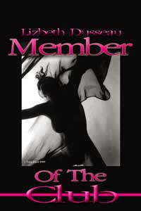 cover design for the book entitled Member Of The Club