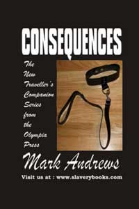 cover design for the book entitled Consequences