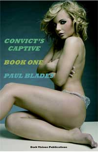 cover design for the book entitled Convict