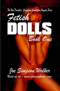 cover design for the book entitled Fetishdolls Book One
