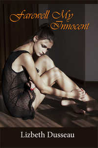 cover design for the book entitled Farewell My Innocent