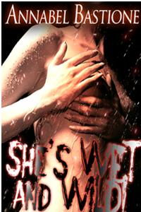 She`s Wet And Wild!