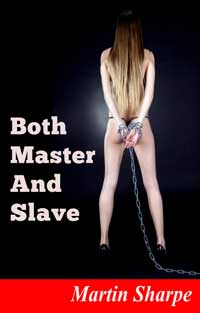 cover design for the book entitled Both Master And Slave