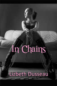 cover design for the book entitled In Chains