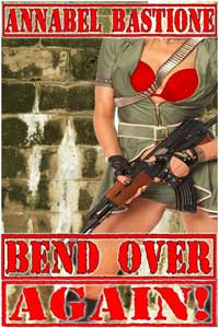 cover design for the book entitled Bend Over Again!