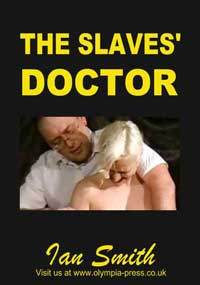 cover design for the book entitled The Slaves` Doctor