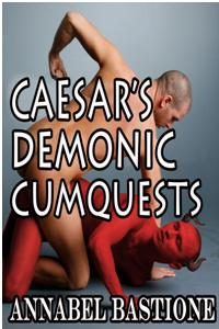 cover design for the book entitled Caesar