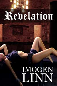 cover design for the book entitled Revelation