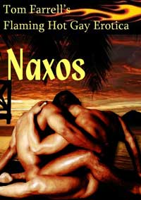 cover design for the book entitled Naxos
