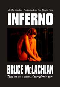 cover design for the book entitled Inferno