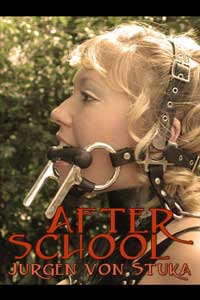 cover design for the book entitled After School