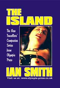 cover design for the book entitled The Island