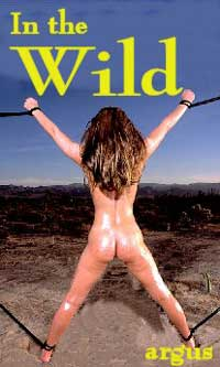 cover design for the book entitled In The Wild