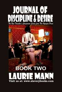 Journal Of Discipline And Desire Book Two by Laurie Mann