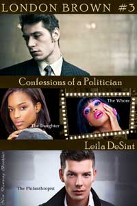 Confessions Of A Politician (london Brown #3)