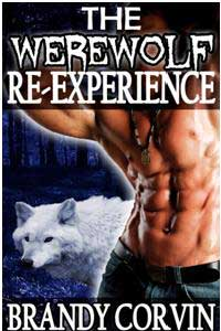 cover design for the book entitled The Werewolf Re-experience