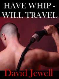 cover design for the book entitled Have Whip Will Travel