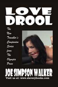 cover design for the book entitled Lovedrool