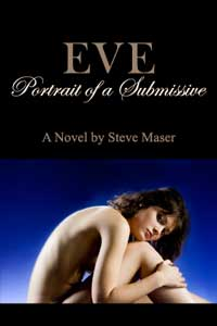 cover design for the book entitled Eve: Portrait Of A Submissive