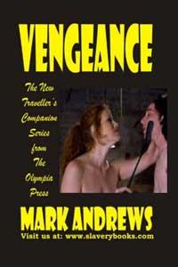 cover design for the book entitled Vengeance