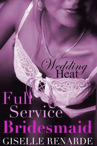 Wedding Heat: Full Service Bridesmaid (mfm)
