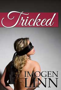 cover design for the book entitled Tricked