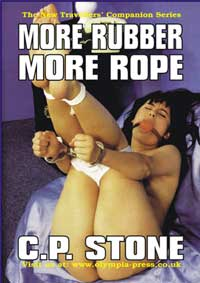cover design for the book entitled More Rubber More Rope