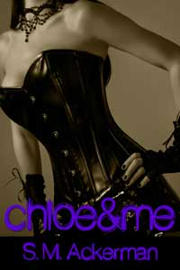 cover design for the book entitled Chloe & Me