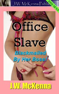 cover design for the book entitled Office Slave